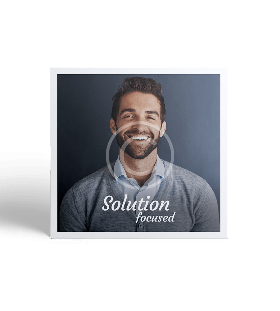 Solution Focused Therapy CD